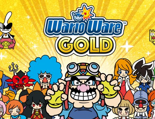 REVIEW – WarioWare Gold