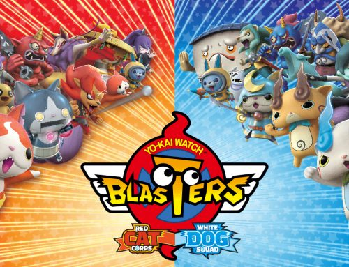 REVIEW – YO-KAI WATCH Blasters: Red Cat Corps and White Dog Squad