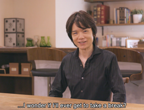 Sakurai murders majority of Smash roster in Nintendo Direct (Recap)