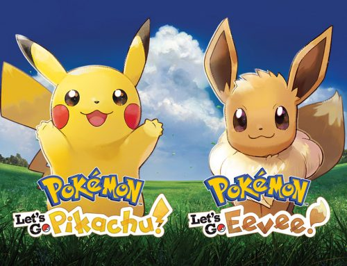 REVIEW – Pokémon Let's Go Pikachu and Let's Go Eevee