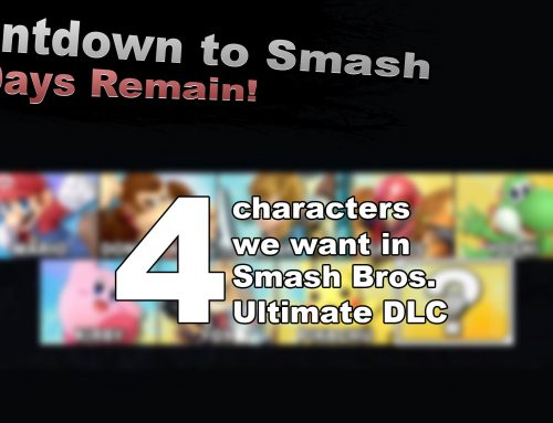 Countdown to Smash – Four characters we want in Smash