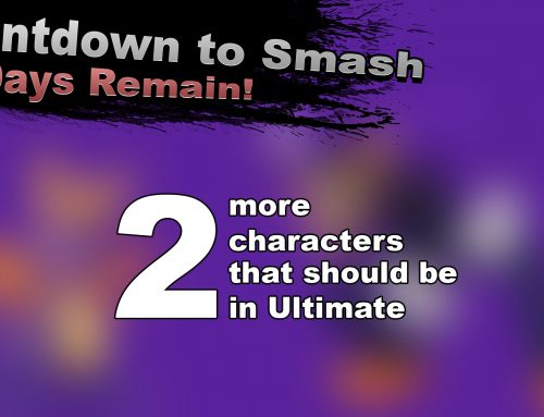 Countdown to Smash – Two more characters that should be in Ultimate