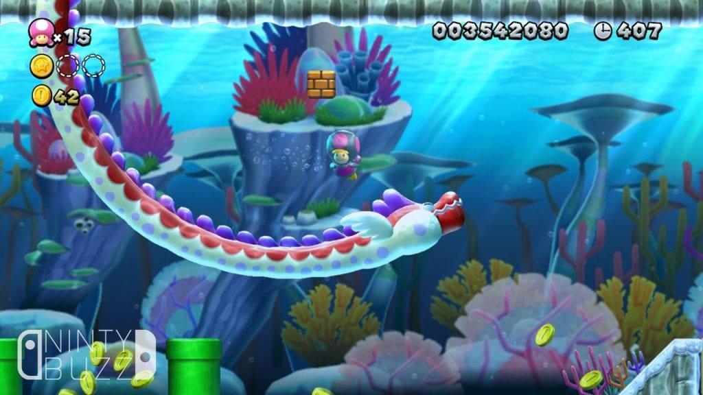 REVIEW - New Super Mario Bros. U Deluxe - NintyBuzz