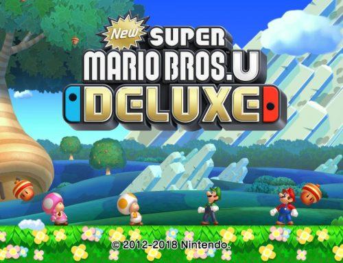 REVIEW – New Super Mario Bros. U Deluxe