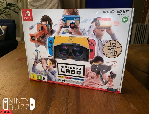 REVIEW – Nintendo Labo VR Kit