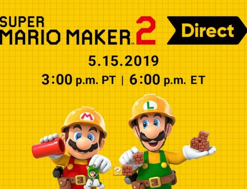 Super Mario Maker 2 Direct – Stream and Live Blog