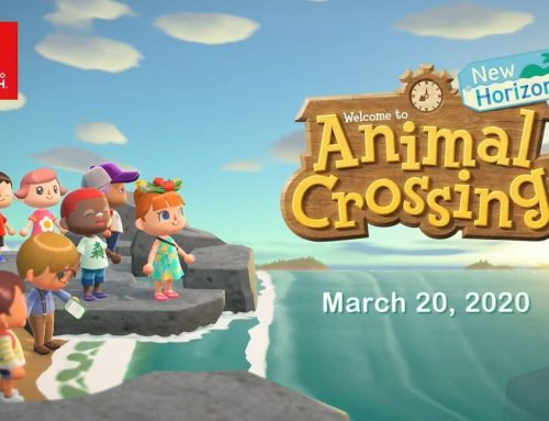 E3 2019 – Build your community in Animal Crossing: New Horizons