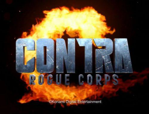 E3 2019 – Contra Rogue Corps