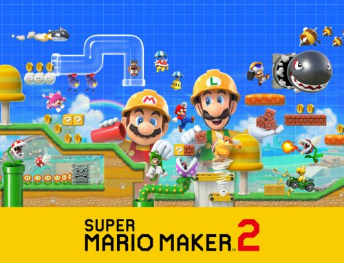 E3 2019 – Super Mario Maker 2 to add friend matchmaking after launch