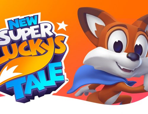 New Super Lucky's Tale: My Favorite Game of E3 2019