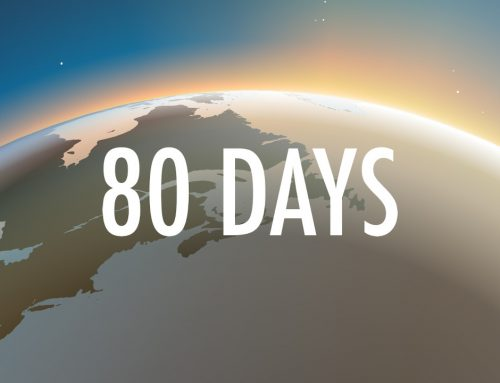 REVIEW – 80 Days