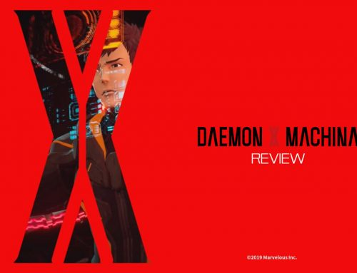 REVIEW – Daemon X Machina