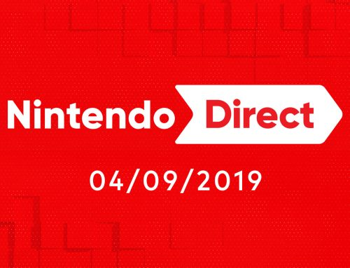 September 2019 Nintendo Direct Stream