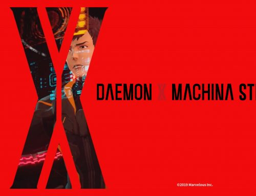 Daemon X Machina Launch Stream