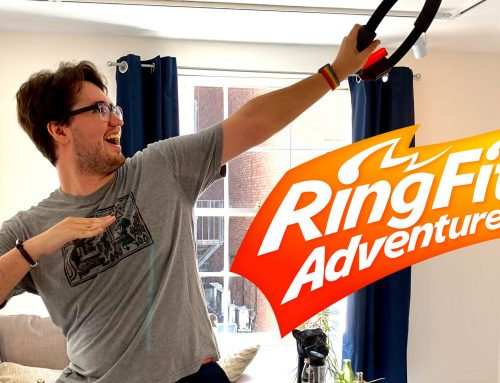 PREVIEW – Working out working out with Ring Fit Adventure