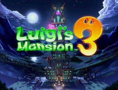 REVIEW – Luigi's Mansion 3