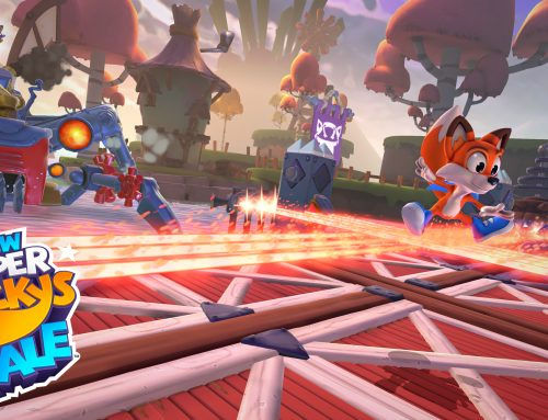 REVIEW – New Super Lucky's Tale