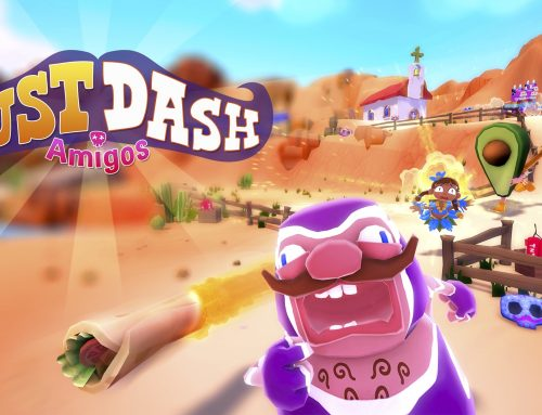 REVIEW – Must Dash Amigos