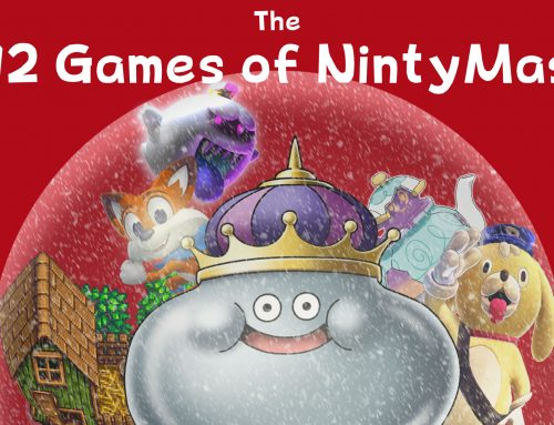 The 12 Games of NintyMas – 2019 Edition
