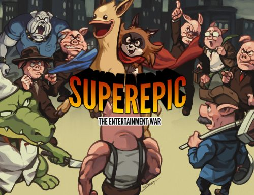 Review – SuperEpic: The Entertainment War