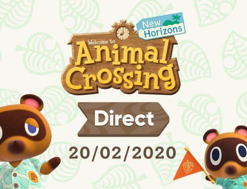 Animal Crossing: New Horizons Direct Recap