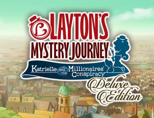 REVIEW – Layton's Mystery Journey: Katrielle and the Millionaire's Conspiracy Deluxe Edition