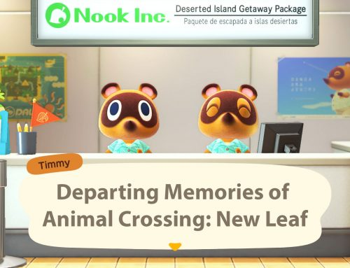 Departing Memories of Animal Crossing: New Leaf