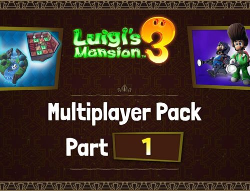 Luigi's Mansion 3 DLC Pack 1 Out Now