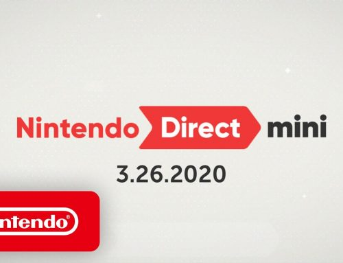 Surprise March Nintendo Direct Mini Drops