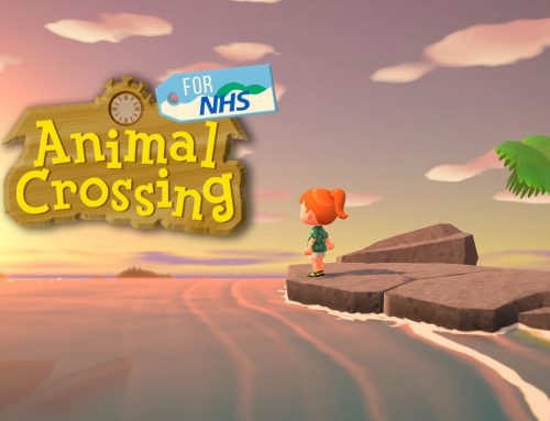 Animal Crossing for NHS