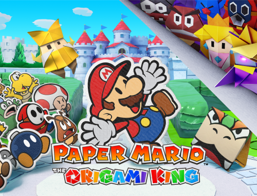 Paper Mario: The Origami King Unfolds on Switch this Summer