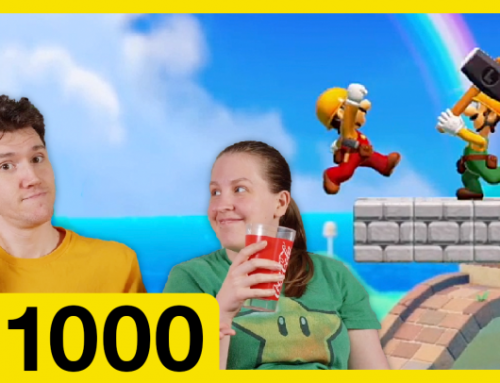 1,000 Levels and Counting: StephenPlays Reaches Morning Mario Milestone