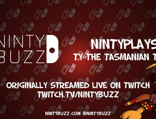 NintyPlays – Ty the Tasmanian Tiger HD