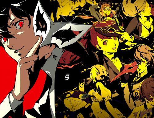 The Case for Persona 5 on Switch