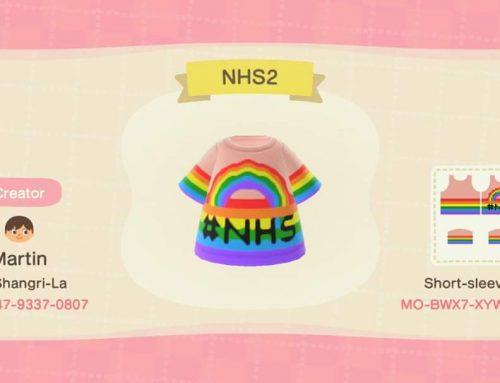 #NHS Rainbow