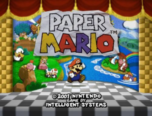 Paper Mario – A look back at the series so far