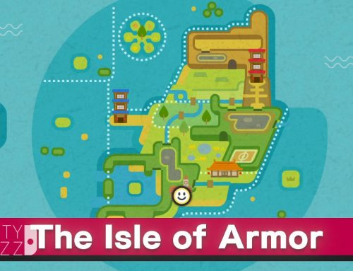 REVIEW: Pokémon Sword and Shield: The Isle of Armor