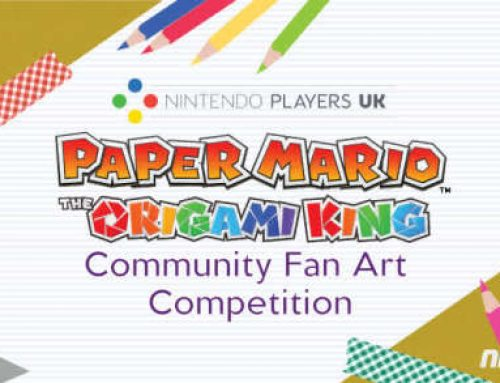 WIN – Paper Mario Fan Art Competition