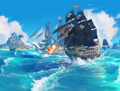 Buccaneering RPG King of Seas Sails to Switch This Year