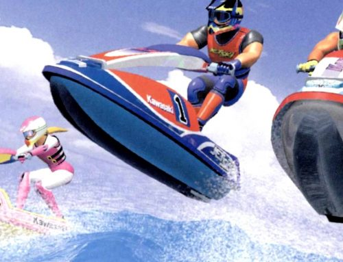 Nintendo's Forgotten Franchises – Wave Race