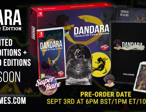 Collector's Rejoice With Dandara Super Rare Edition