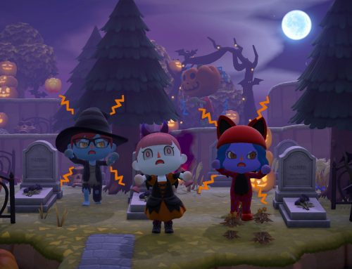 Things Get Spooky in Animal Crossing: New Horizons Halloween Update