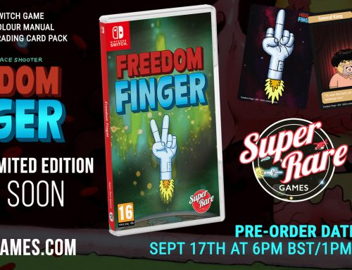 Freedom Finger goes Super Rare