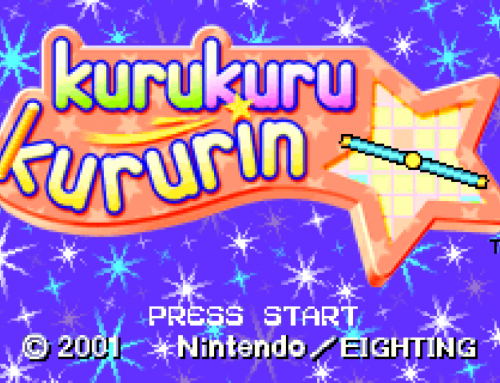 Nintendo's Forgotten Franchises – Kururin