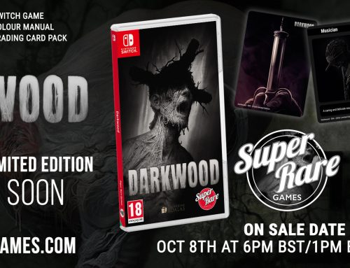 Survival Meets Super Rare Games with Darkwood Physical Release