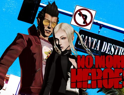 REVIEW – No More Heroes