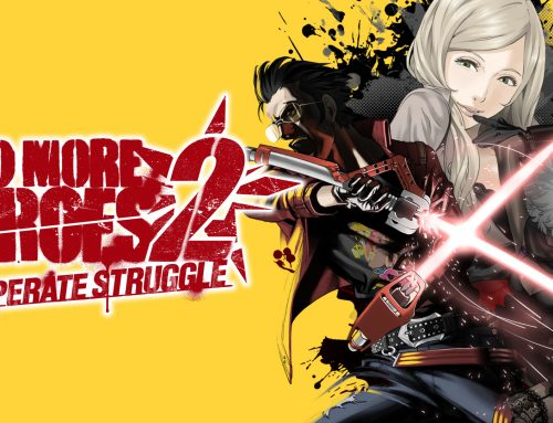 REVIEW – No More Heroes 2: Desperate Struggle