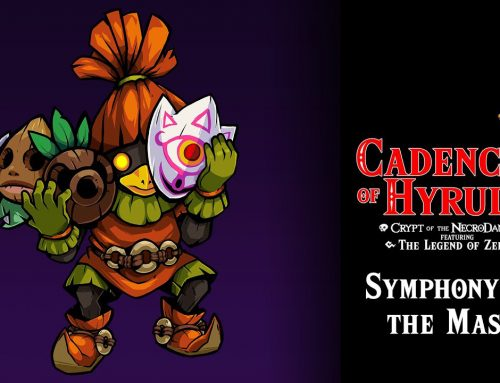 Cadence of Hyrule: Symphony of the Mask Review