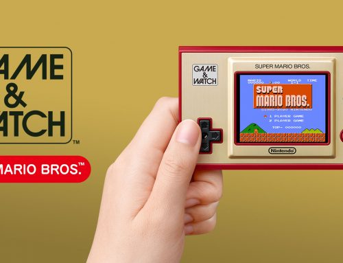 REVIEW – Super Mario Bros. Game & Watch