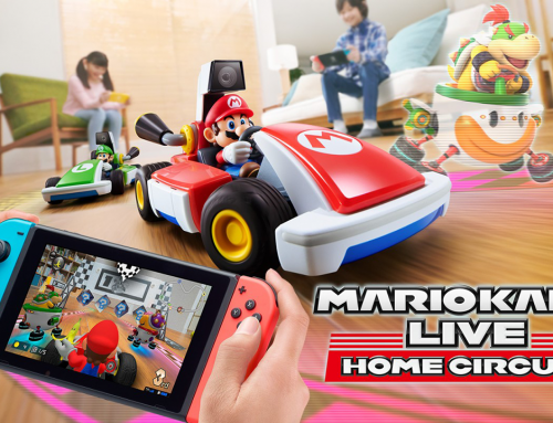 REVIEW – Mario Kart Live: Home Circuit